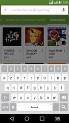 LG LG K8 - Applications - Télécharger une application - Étape 15