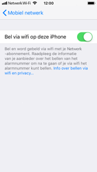 Apple iPhone SE met iOS 11 (Model A1723) - Bellen - WiFi Bellen (VoWiFi) - Stap 7