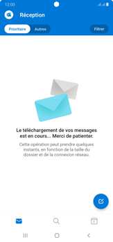 Samsung Galaxy Note20 Ultra 5G - E-mails - Ajouter ou modifier votre compte Outlook - Étape 12