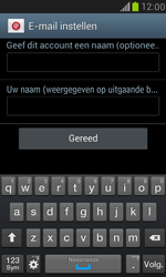 Samsung I8190 Galaxy S III Mini - E-mail - Account instellen (POP3 met SMTP-verificatie) - Stap 17