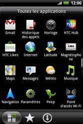 HTC A510e Wildfire S - Internet - activer ou désactiver - Étape 3