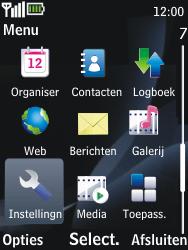 Nokia 2730 classic - Internet - handmatig instellen - Stap 4