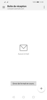 Huawei Y5 (2019) - E-mail - envoyer un e-mail - Étape 16