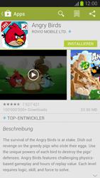 Samsung Galaxy S III LTE - Apps - Installieren von Apps - Schritt 16