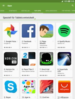 Samsung Galaxy Tab A 9.7 - Apps - Herunterladen - 8 / 20