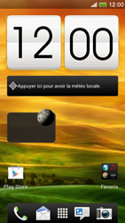 HTC One X Plus - Prise en main - Installation de widgets et d