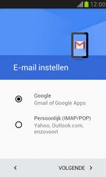 Samsung I8190 Galaxy S III Mini - E-mail - Handmatig instellen (gmail) - Stap 8