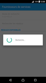 Sony Xperia Z5 Premium (E6853) - Android Nougat - Réseau - Sélection manuelle du réseau - Étape 7