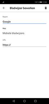Huawei P20 Lite - Internet - hoe te internetten - Stap 9