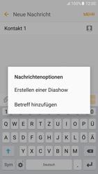 Samsung Galaxy S6 - MMS - Erstellen und senden - 0 / 0