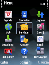 Nokia E75 - MMS - probleem met ontvangen - Stap 3