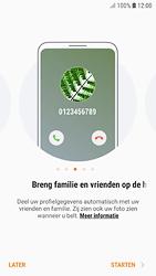 Samsung Galaxy S7 - Android Oreo - Contactgegevens overzetten - delen via Bluetooth - Stap 4