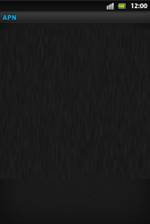 Sony ST27i Xperia Go - MMS - configuration manuelle - Étape 8