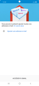 Samsung Galaxy Note20 - E-mails - Ajouter ou modifier votre compte Yahoo - Étape 6