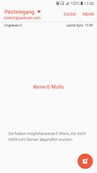 Samsung J510 Galaxy J5 (2016) DualSim - E-Mail - Konto einrichten (outlook) - Schritt 5