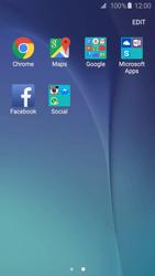 Samsung G920F Galaxy S6 - E-mail - Manual configuration (gmail) - Step 3