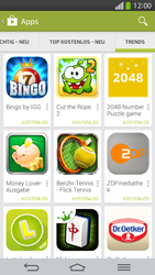 LG G Flex - Apps - Herunterladen - 13 / 20