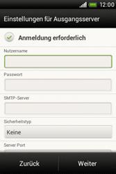 HTC A320e Desire C - E-Mail - Konto einrichten - Schritt 12