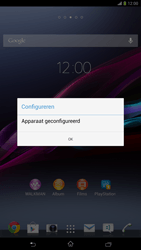 Sony C6833 Xperia Z Ultra LTE - Internet - automatisch instellen - Stap 6