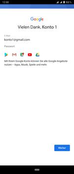 Sony Xperia 1 - Apps - Konto anlegen und einrichten - Schritt 19