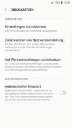 Samsung Galaxy S7 Edge - Android N - Gerät - Zurücksetzen auf die Werkseinstellungen - Schritt 6