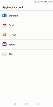 Huawei Y7 (2018) - E-mail - configurazione manuale - Fase 4