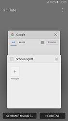 Samsung Galaxy A5 (2017) - Internet und Datenroaming - Verwenden des Internets - Schritt 16