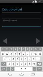 LG G3 - Applicazioni - Configurazione del negozio applicazioni - Fase 11
