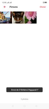 Oppo A9 2020 - Photos, vidéos, musique - Envoyer une photo via Bluetooth - Étape 14