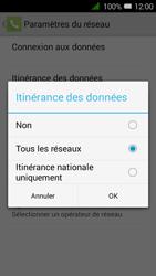 Alcatel OT-4027X Pixi 3 (4.5) - Internet - désactivation du roaming de données - Étape 7