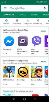 Huawei P20 - Android Pie - Apps - Herunterladen - Schritt 4