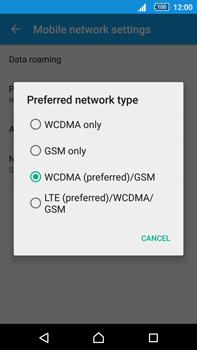 Sony Xperia Z5 Premium (E6853) - Network - Enable 4G/LTE - Step 7