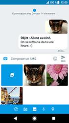 Sony Xperia XA2 - Contact, Appels, SMS/MMS - Envoyer un MMS - Étape 18