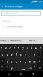 HTC One Mini 2 - E-Mail - Konto einrichten - 6 / 21