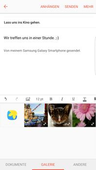 Samsung G928F Galaxy S6 edge+ - Android M - E-Mail - E-Mail versenden - Schritt 12