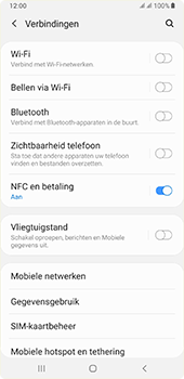 Samsung galaxy-a7-dual-sim-sm-a750fn-android-pie - Bluetooth - Headset, carkit verbinding - Stap 5