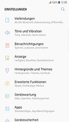 Samsung Galaxy S6 (G920F) - Android Nougat - Ausland - Im Ausland surfen – Datenroaming - Schritt 6