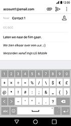 LG K10 (2017) (M250n) - E-mail - Bericht met attachment versturen - Stap 10