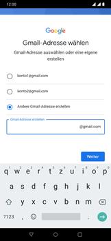 OnePlus 6T - Apps - Konto anlegen und einrichten - 12 / 22