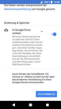 Sony Xperia XA2 Ultra - E-Mail - Konto einrichten (gmail) - Schritt 14