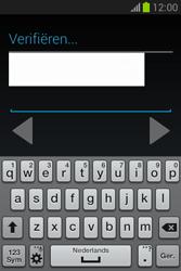 Samsung S6790 Galaxy Fame Lite - apps - account instellen - stap 22