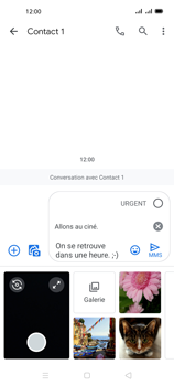 Oppo A72 - Contact, Appels, SMS/MMS - Envoyer un MMS - Étape 15