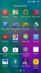 Samsung Galaxy A3 (A300FU) - Photos, vidéos, musique - Ecouter de la musique - Étape 3