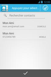 Bouygues Telecom Bs 351 - Contact, Appels, SMS/MMS - Envoyer un MMS - Étape 6