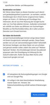 Samsung Galaxy Note 10 Plus 5G - Apps - Einrichten des App Stores - Schritt 16