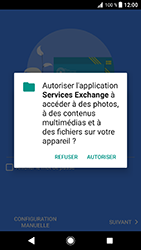 Sony Xperia XZ (F8331) - Android Oreo - E-mail - Configuration manuelle (outlook) - Étape 11