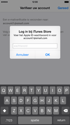 Apple iPhone 6 iOS 8 - Applicaties - Account aanmaken - Stap 26