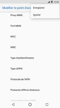 Nokia 6 (2018) - Internet - configuration manuelle - Étape 17