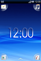 Sony Xperia X8 - MMS - Configuration automatique - Étape 3
