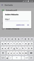 Samsung Galaxy J5 - Internet - Manuelle Konfiguration - 1 / 1
